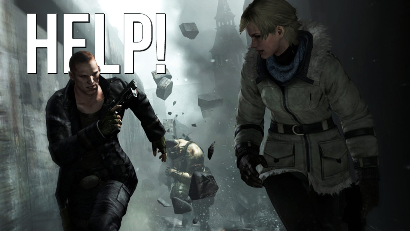 Before You Start… Tips For Playing Resident Evil 6 The Best Way