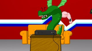 """Illustration for article titled Telltale Burninates """"Trogday"""" with Free Game"""