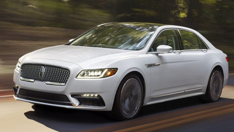 Lincoln Finally Brought Us A New Continental Concept Last Year And We Spent Fair Amount Of Jalopnik S Expense Account Tossing Coins Into Fountains
