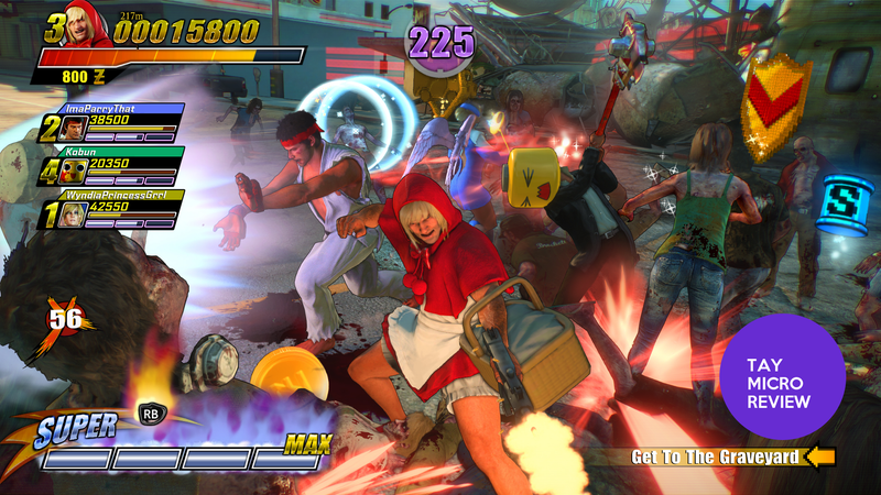 Illustration for article titled Super Ultra Dead Rising 3 Arcade Remix : The TAY Micro Review