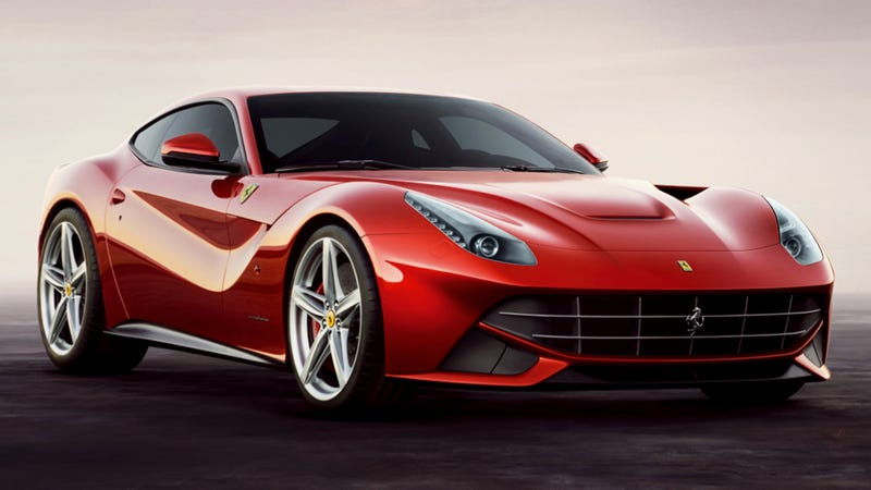 Illustration for article titled Ferrari F12berlinetta: The Fastest Ferrari Ever Built