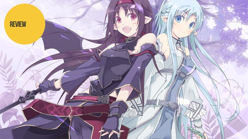 Illustration for article titled Sword Art Online's Fourth Arc Is Both Heartbreaking and Beautiful