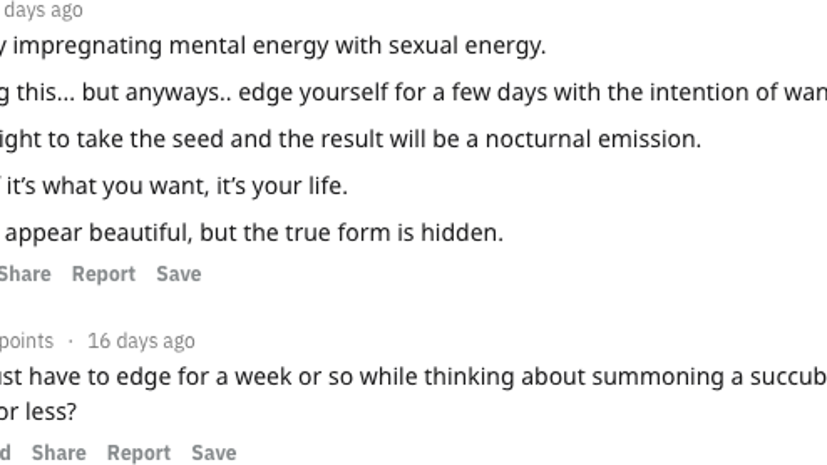 Reddit Magicians Are Fiercely Debating How to Summon a 'Big