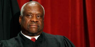 Justice Clarence Thomas (Mark Wilson/Getty Images News)
