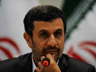 Mahmoud Ahmadinejad (Vanderlei Almeida/AFP/Getty Images)