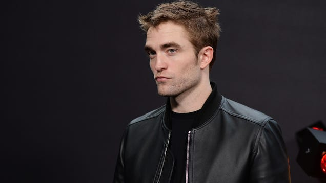 Well, now it's official: Robert Pattinson is your new Batman