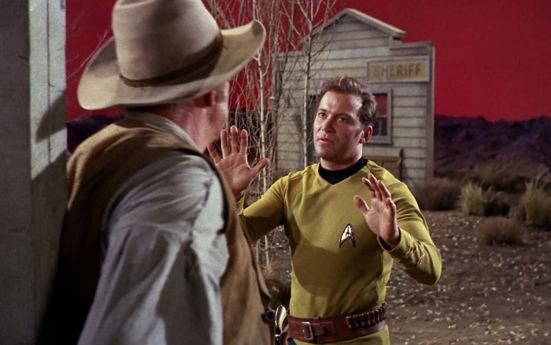 Illustration for article titled The Real Reason Why Science Fiction Westerns Are Such a Hard Sell