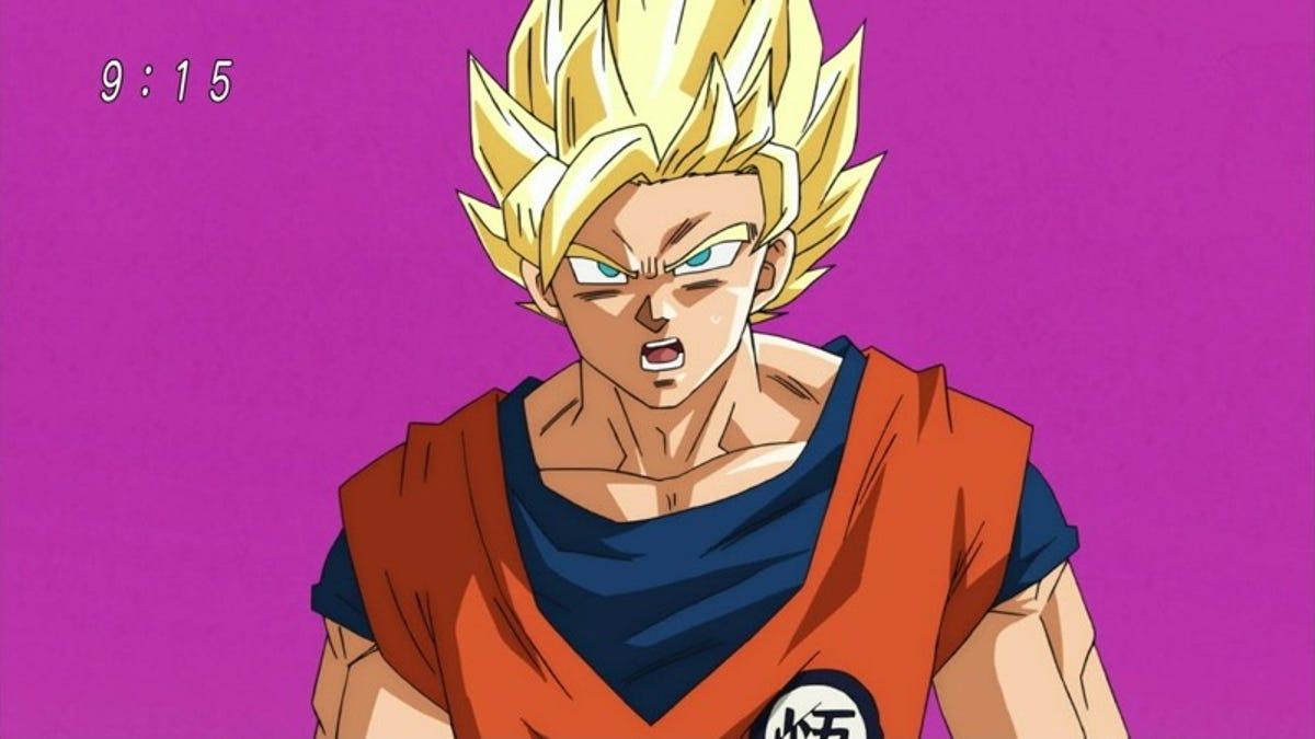 Dragon Ball Super Looks Super Crappy
