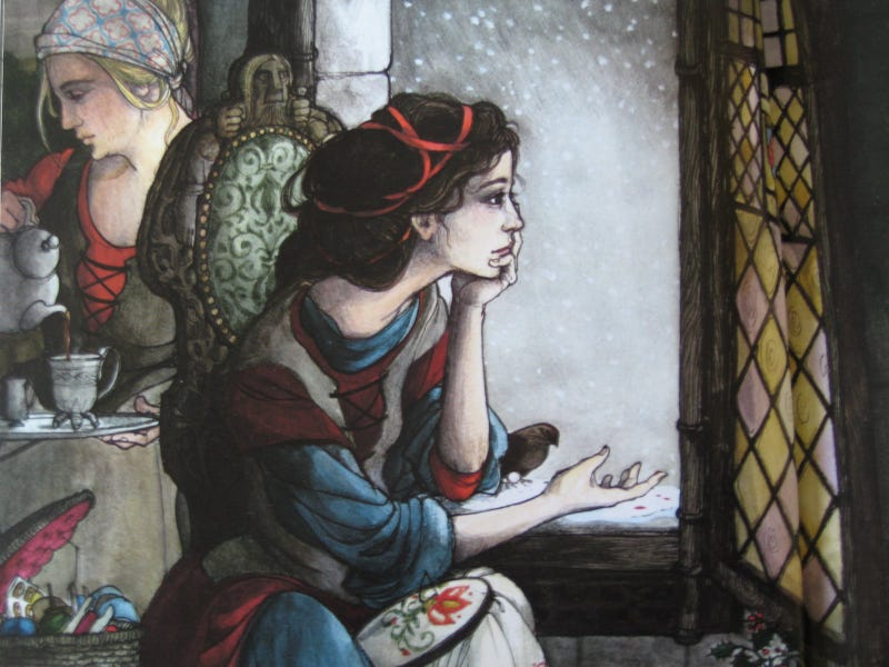 Illustration for article titled The Blood, The Snow, The Black