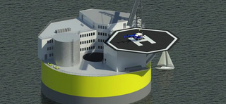 Illustration for article titled Floating Nuclear Reactors Might Make More Sense Than You'd Think