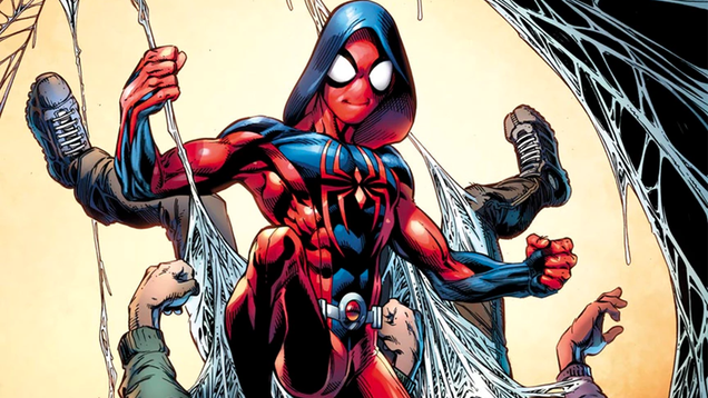 ben reilly is returning as the scarlet spider and everything old is new again