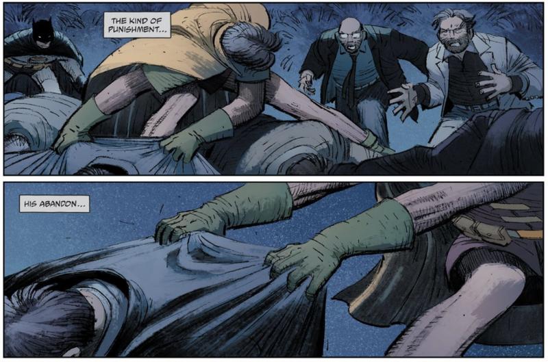 The Dark Knight Returns Story That Shows Why Bruce Wayne