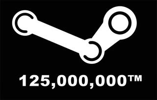 """Illustration for article titled There Are Over 125 Million """"Active"""" Steam Accounts"""
