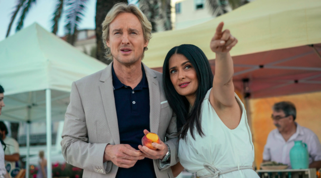 Despite Owen Wilson's strong performance, Bliss can only simulate a compelling sci-fi drama