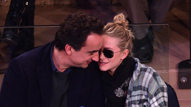 Illustration for article titled Mary-Kate Olsen and Olivier Sarkozy Are Reportedly Engaged