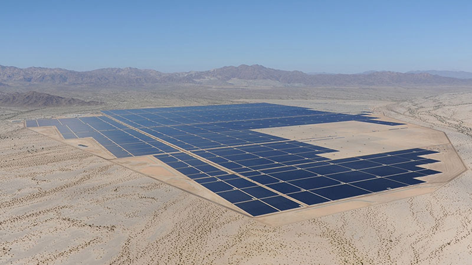 The Largest Solar Plant In The World Is Now Operational