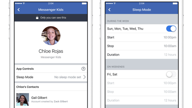 Facebook Offers a Minor Fix for Its Troubling Messenger Kids