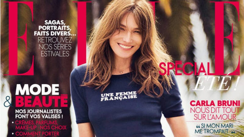 Illustration for article titled Carla Bruni Will Joyously Slit Nicolas Sarkozy's Throat and Ears If He Cheats