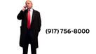Call Donald Trump's Cell Phone and Ask Him About His Important Ideas