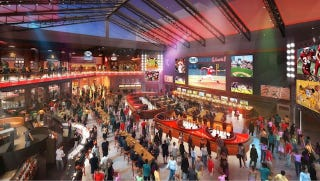 This Year A Mive Dining And Entertainment Hub Known As The St Louis Ballpark Village Is Set To Open Across Street From Busch Stadium