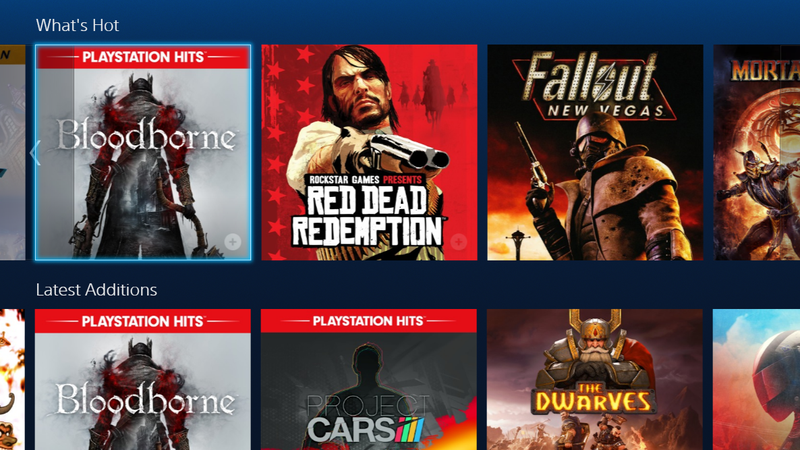 Illustration for article titled PlayStation Now Is Making Its Games Downloadable