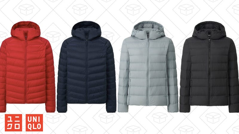 Grab Uniqlo S Ultra Light Down Parka For 70 Today Only