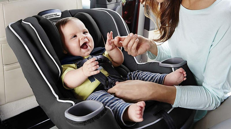 Illustration for article titled The Best Car Seats For Every Stage In Your Kid's Life