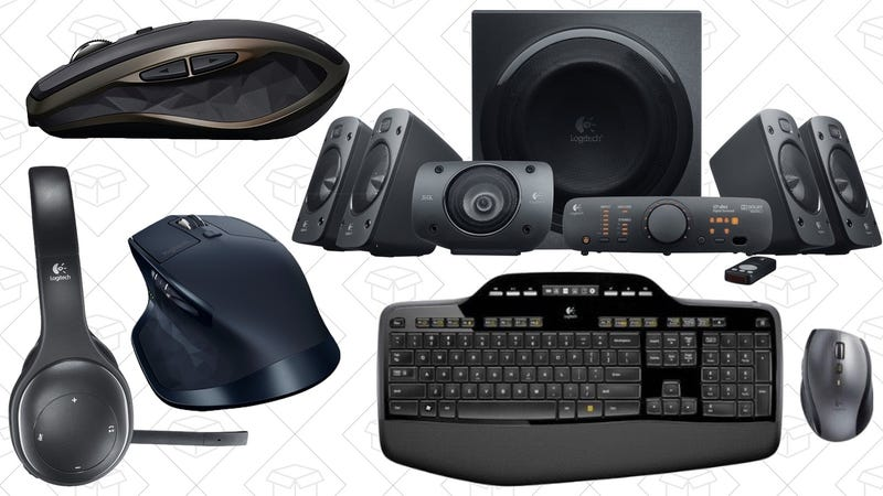 Logitech Gold Box | Amazon