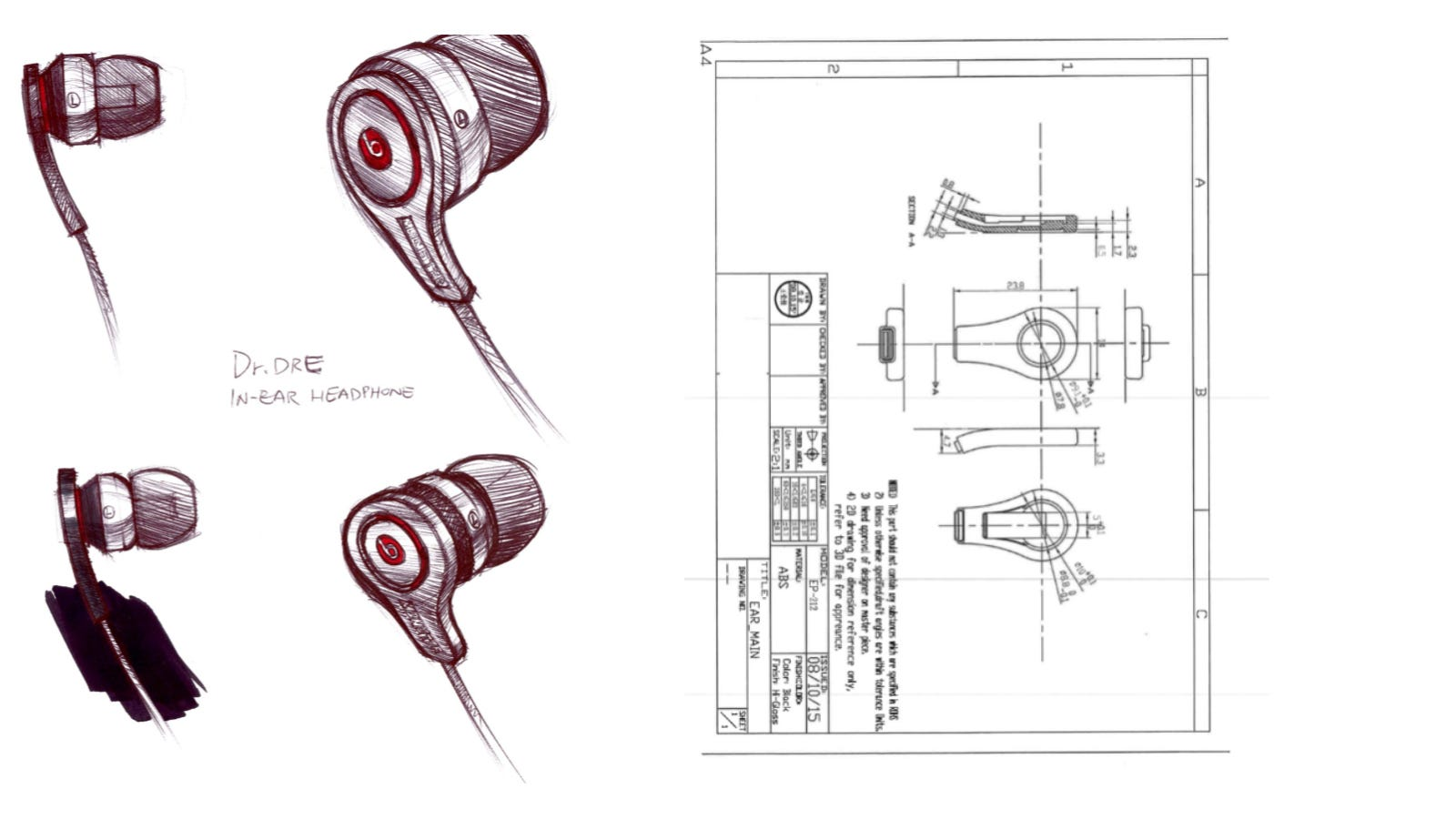 heavy duty earbuds cords - Beat By Dre: The Exclusive Inside Story of How Monster Lost the World