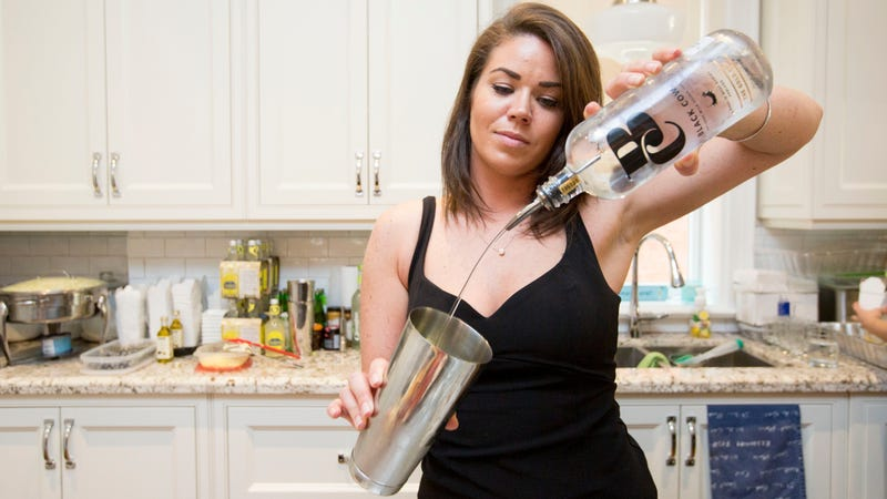 Illustration for article titled Celebs are inexplicably into milk vodka right now