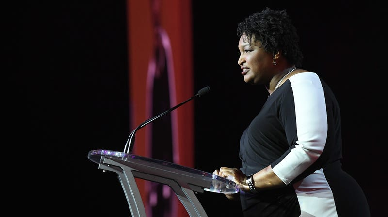 Illustration for article titled Stacey Abrams Says This Isn't Over Yet