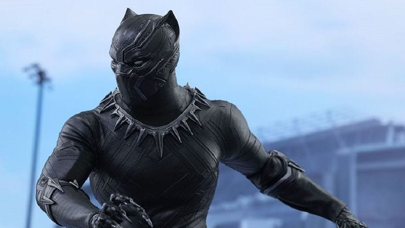 """Illustration for article titled Chadwick Boseman promises Black Panther will be a """"grittier"""" Marvel film"""