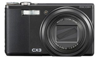 Illustration for article titled The Ricoh CX3 Will Make Anyone Who Bought a CX2 Six Months Earlier Very Angry