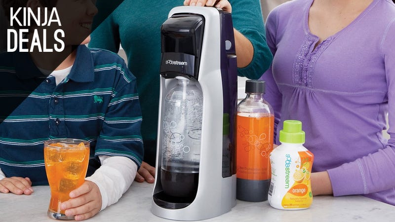 Illustration for article titled Finally Get Yourself a SodaStream for $48