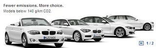 Illustration for article titled Current and Future BMW Lineups