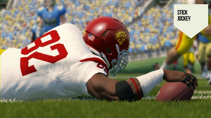Illustration for article titled EA Sports' College Game May Come Back, but Time is Running Out