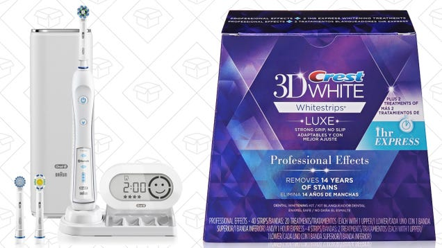 Freshen Up Your Smile With These Gold Box Deals