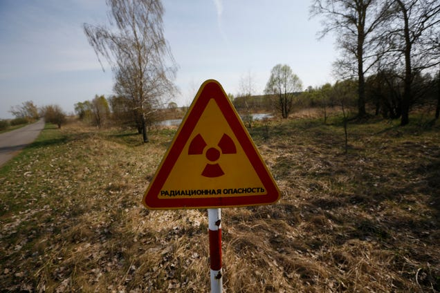 Solar Power Could Be Coming Soon to Chernobyl