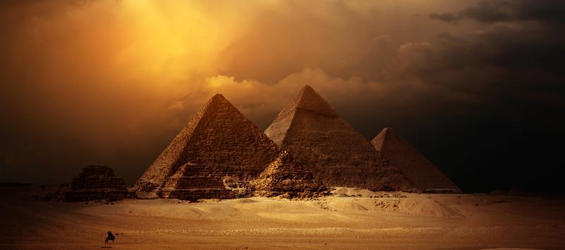Illustration for article titled Una nueva hipótesis explica cómo movieron las piedras de las pirámides