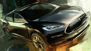 Illustration for article titled The Model 3 Will Be The First Tesla With Auto Pilot