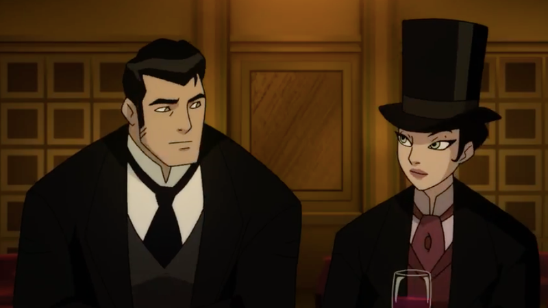 Gotham By Gaslight Trailer Reveals R-Rating