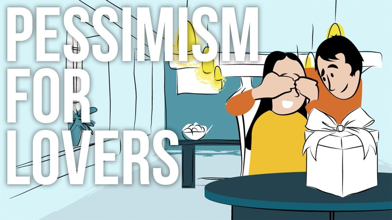 Dating pessimism