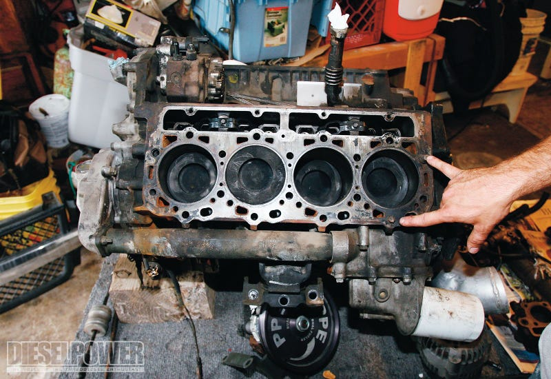 Illustration for article titled I don't want it to be head gaskets, but it's probably head gaskets.