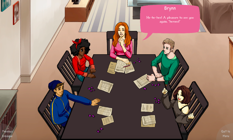 Illustration for article titled Don't Split The Party Is A Game About Petty D&D Players