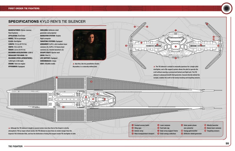 Kylo Ren TIE Silencer Revelation: He's Helping Build a Fleet