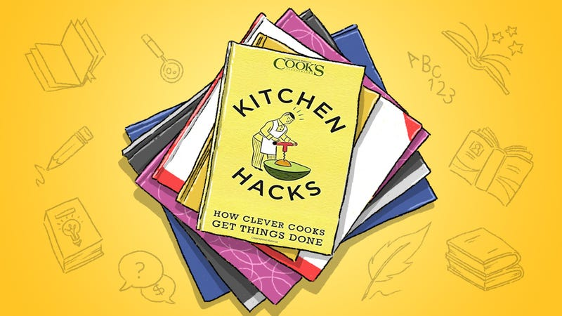 Illustration for article titled America's Test Kitchen's Kitchen Hacks Is Cooking For Productivity Nerds