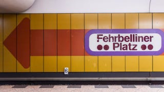 Illustration for article titled All Subways Should Be As Pretty As Berlin's