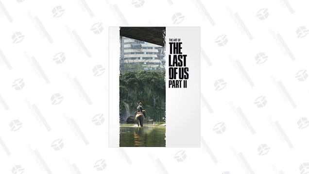 Pre-order The Art of the Last of Us Part II, Releasing Tuesday, At 30% Off