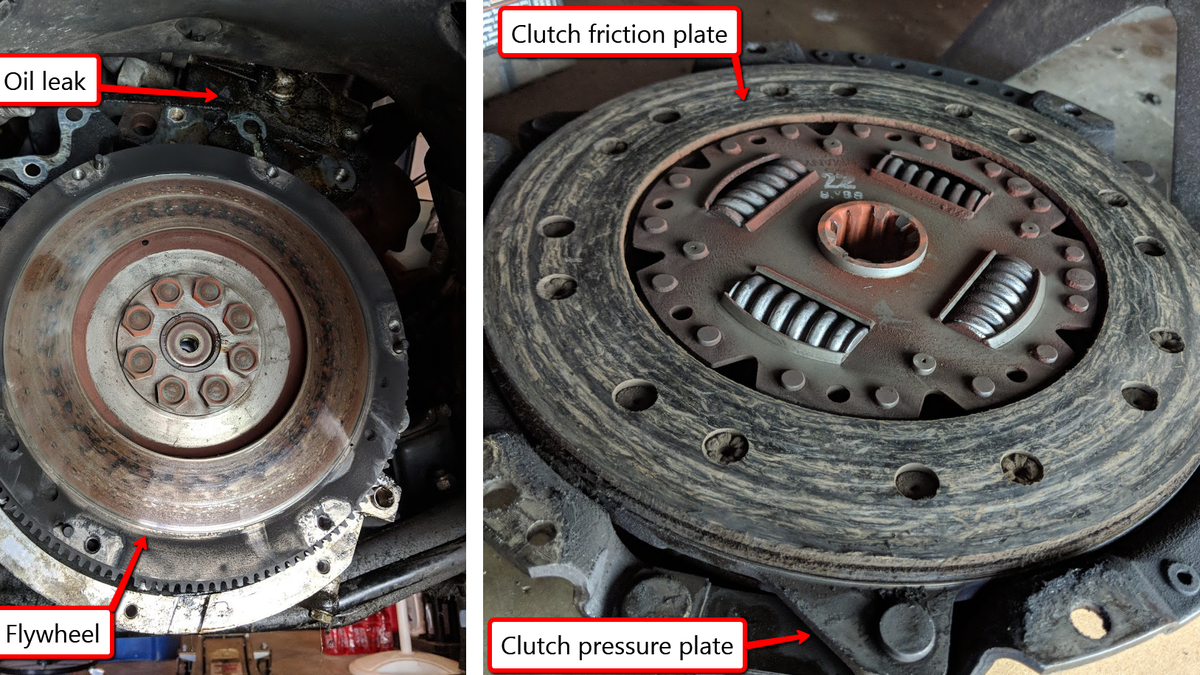 Check Out the Original 230,000-Mile Clutch From My Project