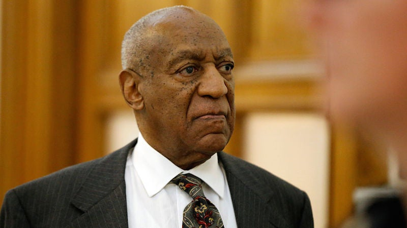 Charges Against Bill Cosby Can Proceed to Trial, Judge Rules